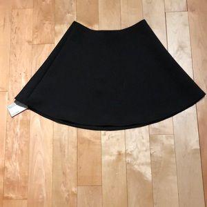 Black mini skirt - M - American Apparel